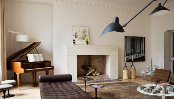 Humber & Poyet,interior desogn,modern,mid century