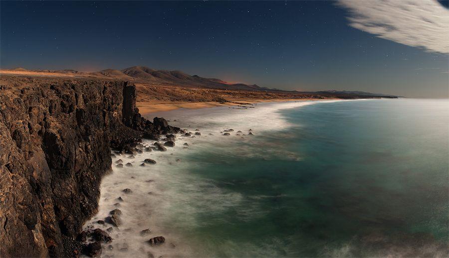 fuerteventura wild coast