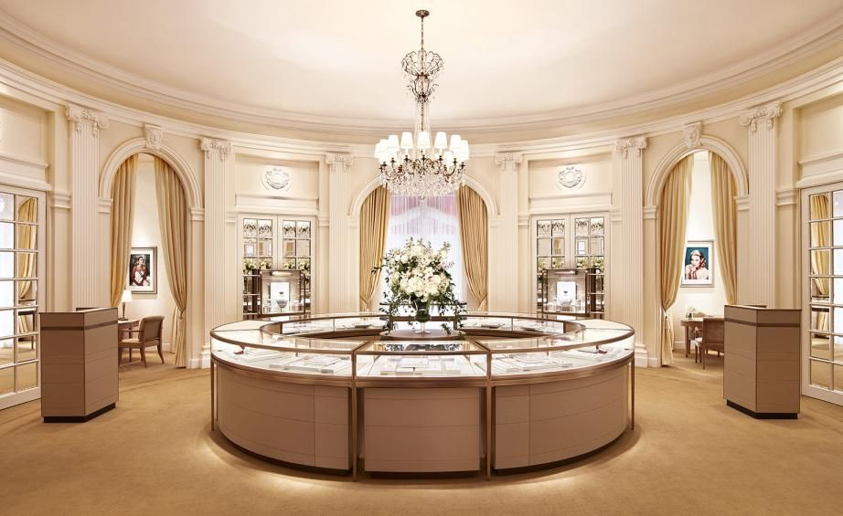 In a New York minute Cartier's Fifth Avenue store reopens