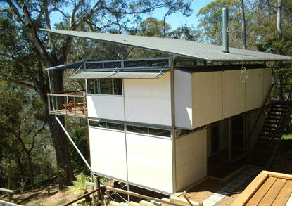 Dangar Island House - Architecture Gallery - Australian Institute of Architects, The Voice of Australian Architecture