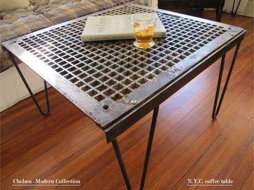 Superb Chelsea  Modern Collection   Modern   Coffee Tables   New York   Redgarage Handmade  Furniture
