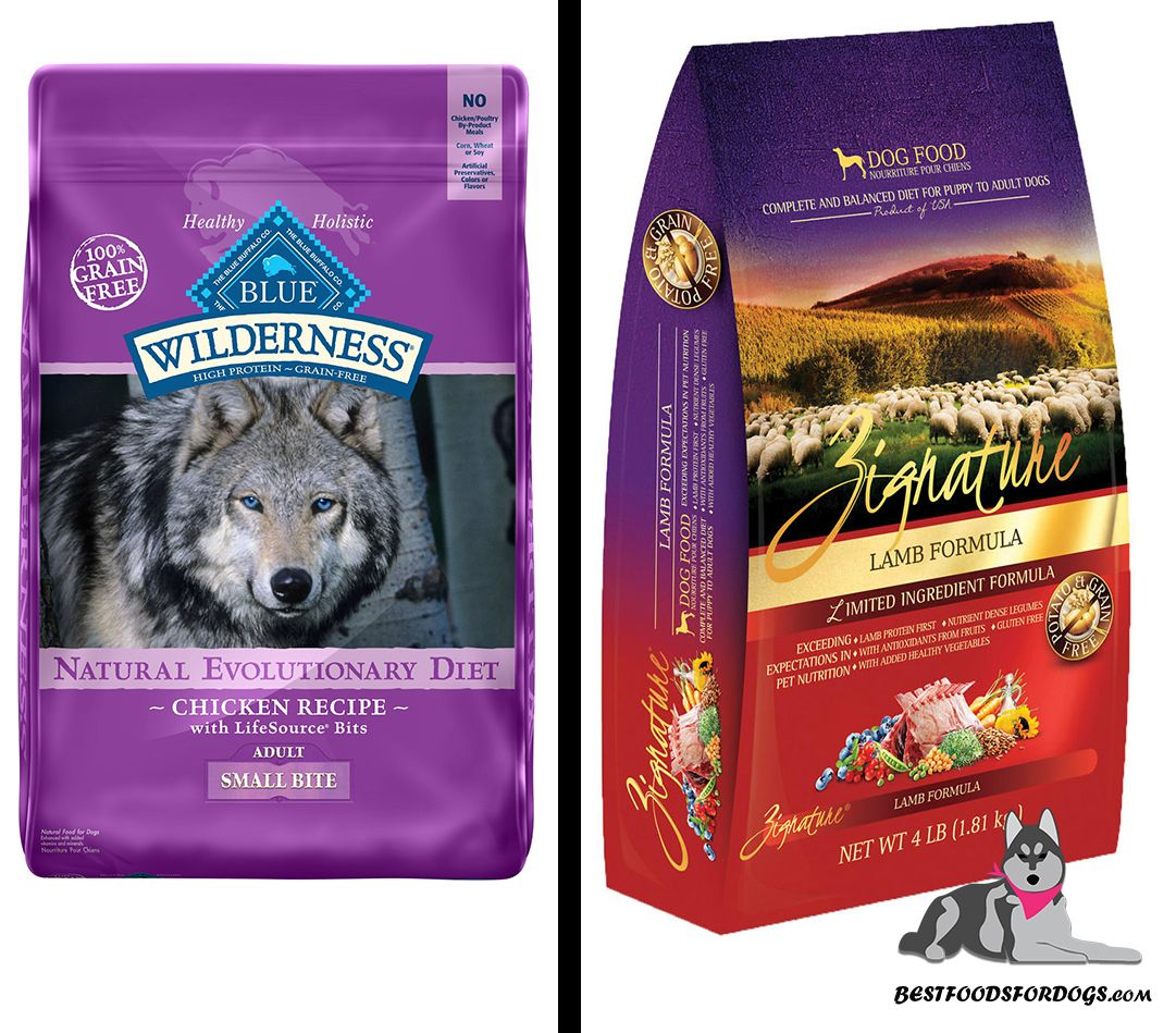 Dog Food Advisor Wilderness And Signature Dog Food Dog Food