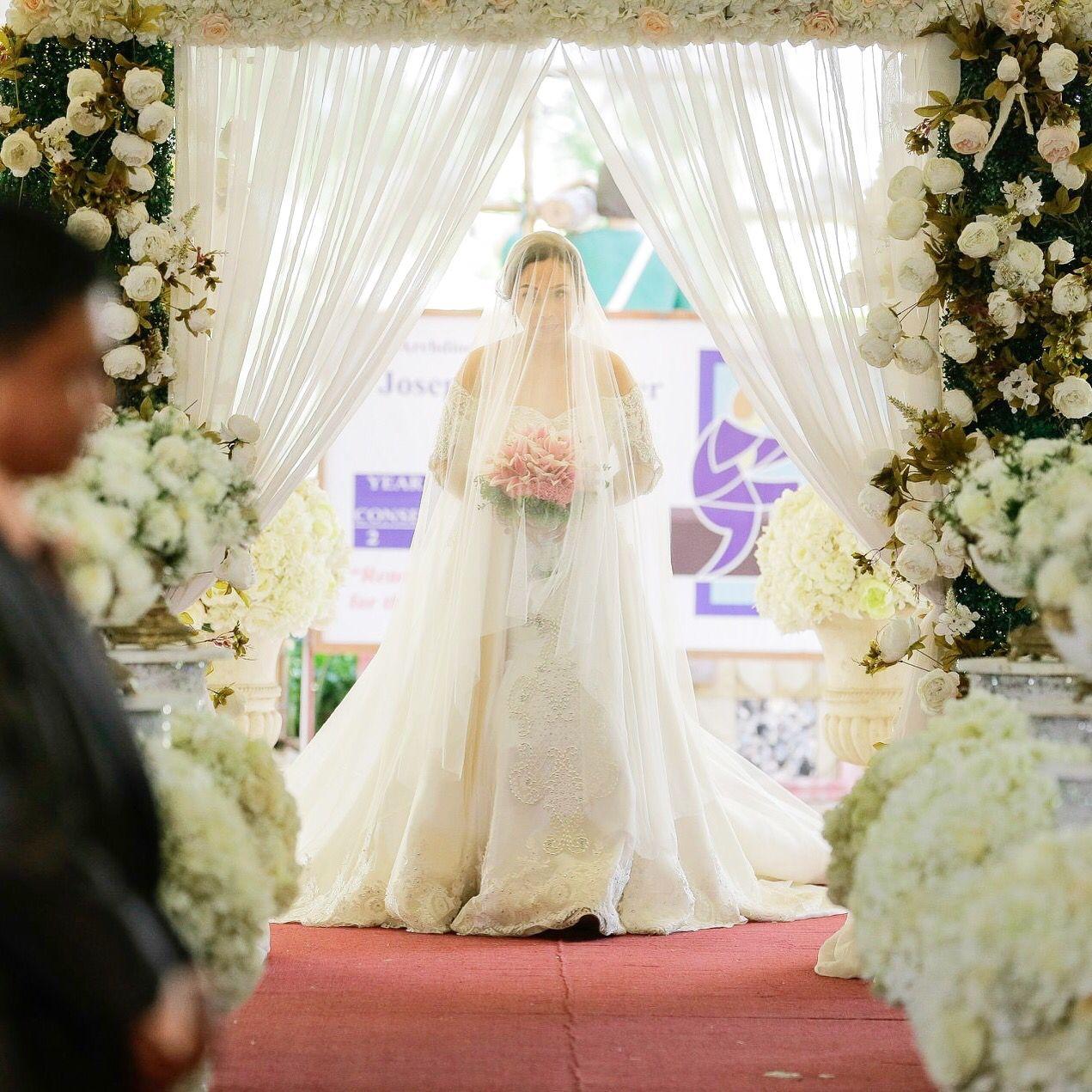 A Dream Wedding Comes True   Dream wedding, Wedding, Wedding dresses