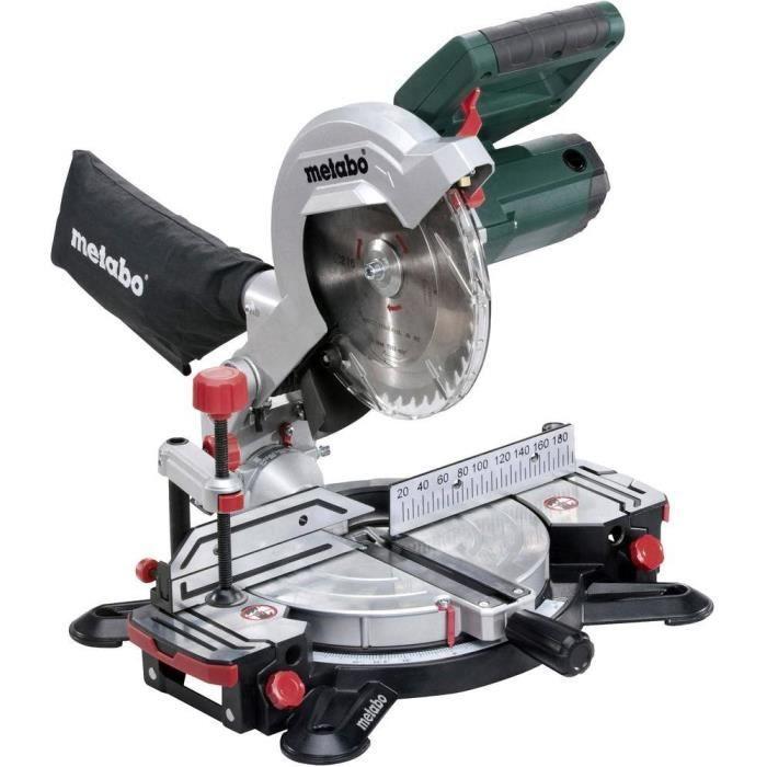 Metabo Kgs 216 M Test : metabo scie onglets ks 216 m lasercut 1 350 w scie onglet ikea kura et scie onglet ~ Watch28wear.com Haus und Dekorationen