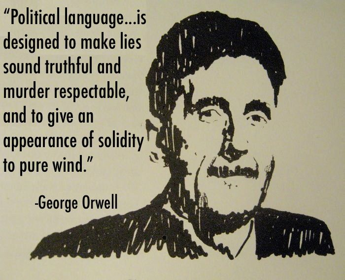 the world we ve constructed is far beyond george orwell s worst  the world we ve constructed is far beyond george orwell s worst nightmare