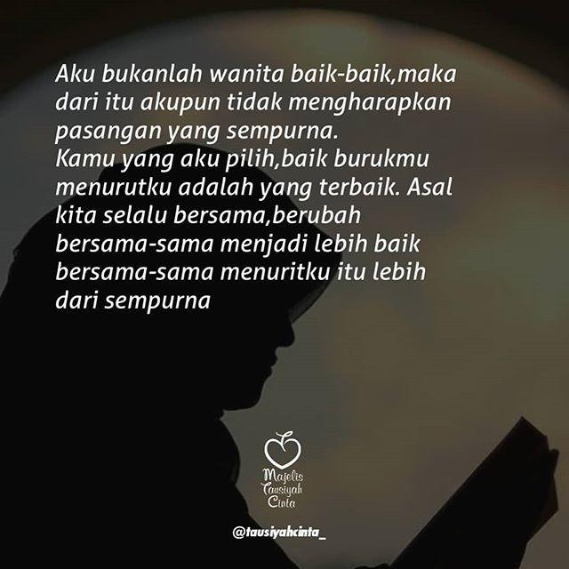 Menjadi Lebih Baik Bersama Sama Follow Hijrahcinta Follow Hijrahcinta Hijrahcinta Https Ift Tt 2f12zsn Motivasi Kutipan Terbaik Kutipan Agama