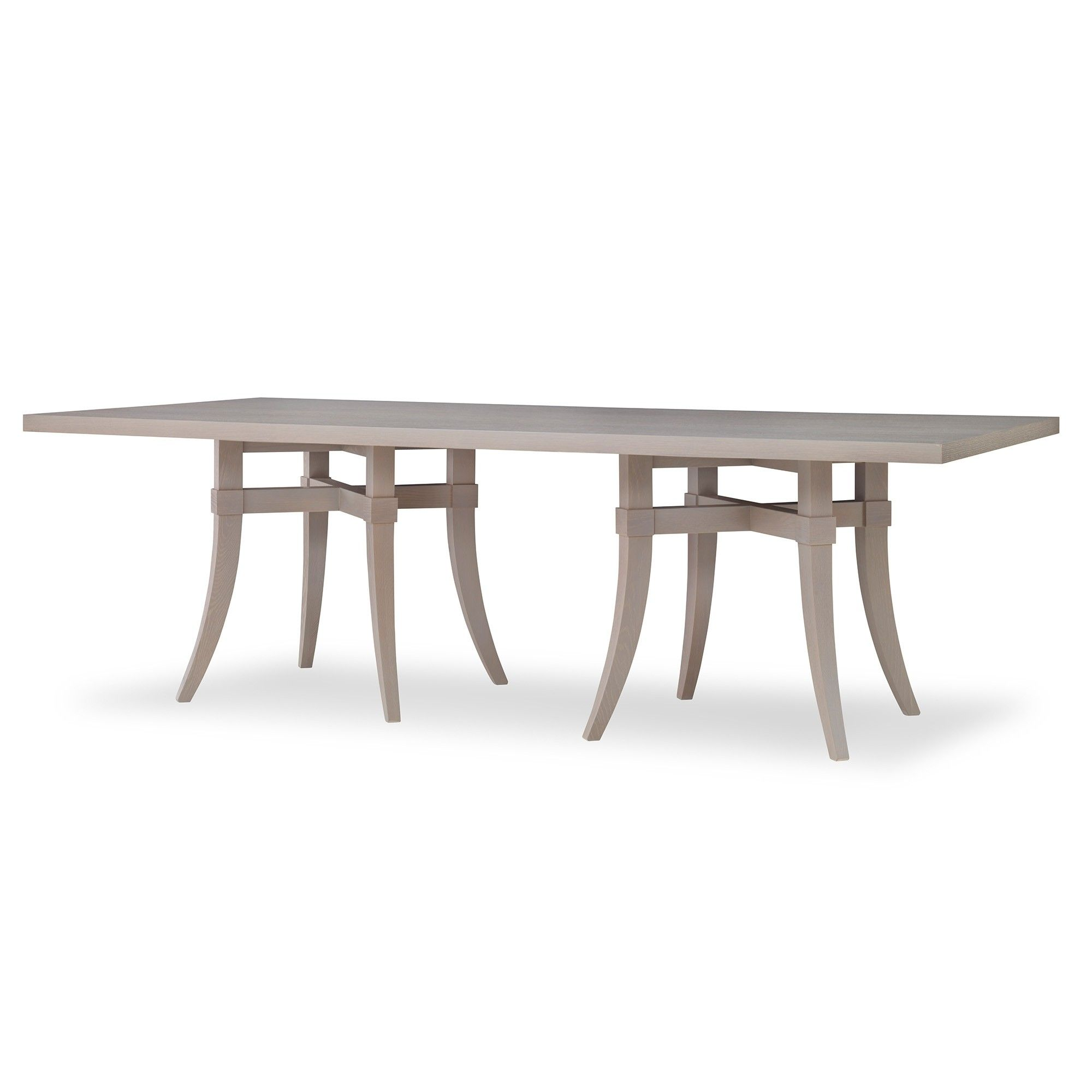 lexington item double table rs detail dining tables type zavala pedestal rectangular loggia items