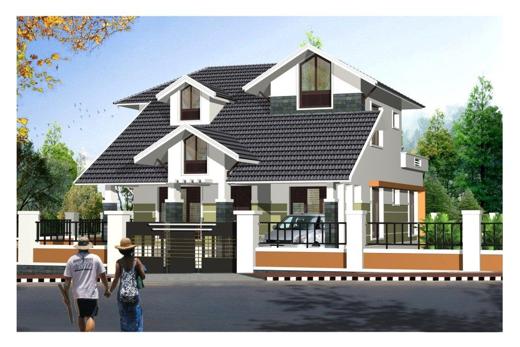 Style House Elevations Kerala Home Design Floor Plans Kerala English Style Home Sq Ft Sq Square Yards Style House Elevations Kerala Home Design Floor Plans Ker
