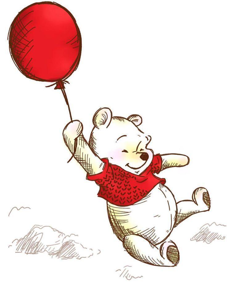 Meine Disney Zeichnung - Pooh - New Ideas,  #cartoondrawing #disney #Ideas #Meine #pooh #Zeic...