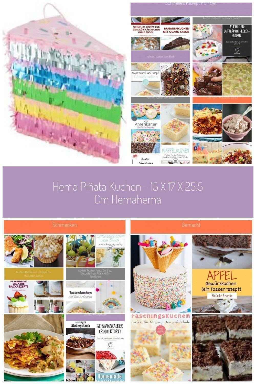 Photo of Hema Piñata Kuchen 15 X 17 X 25.5 Cm HemaHema #konfettikuchen rezept – Cranberr…
