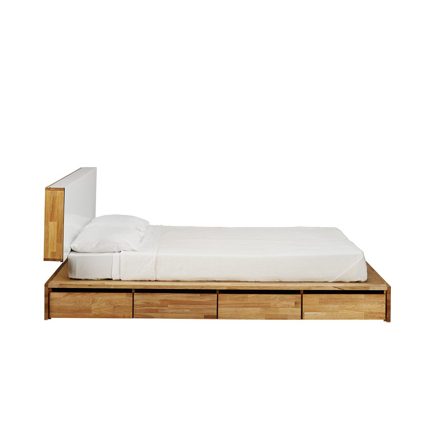 Laxseries Storage Bed By Mashstudios Up Interiors Storage Bed Bed Storage Industrial Style Bedroom