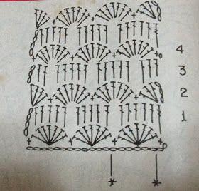 Celeida Artes em Fios: Cropped de crochê!