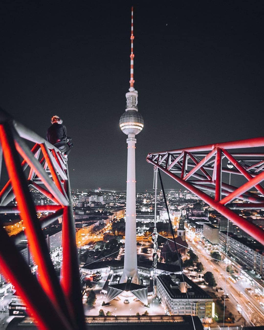 Photo By Hd Xr Bestofberlin Berlin Fernsehturm Ale Fernsehturm Berlin Berlin Stadt Best Of Berlin