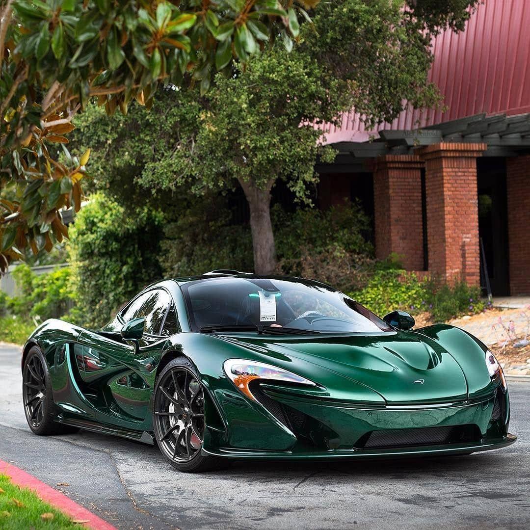 McLaren P1 #mclarenp1
