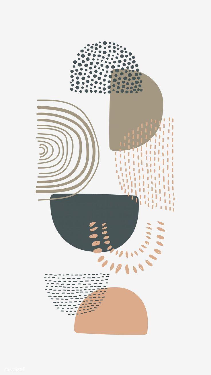 Photo of Design-ideas #post-design, Obtain-premium-vector semi-circle patterned dood… – World Best #Diy Blogs