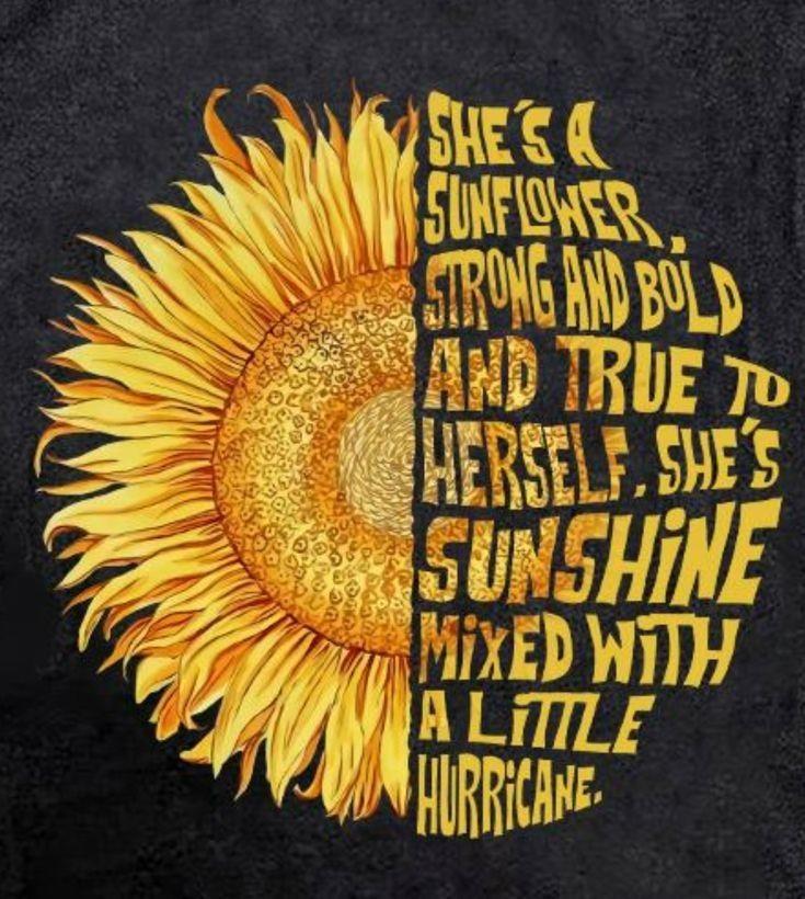 sunflower strength...  bestfriends christmas gifts, gift christmas, christmas gifts for sister #christmasgiftstoo #fluidart #fluidpainting #giftsforsister