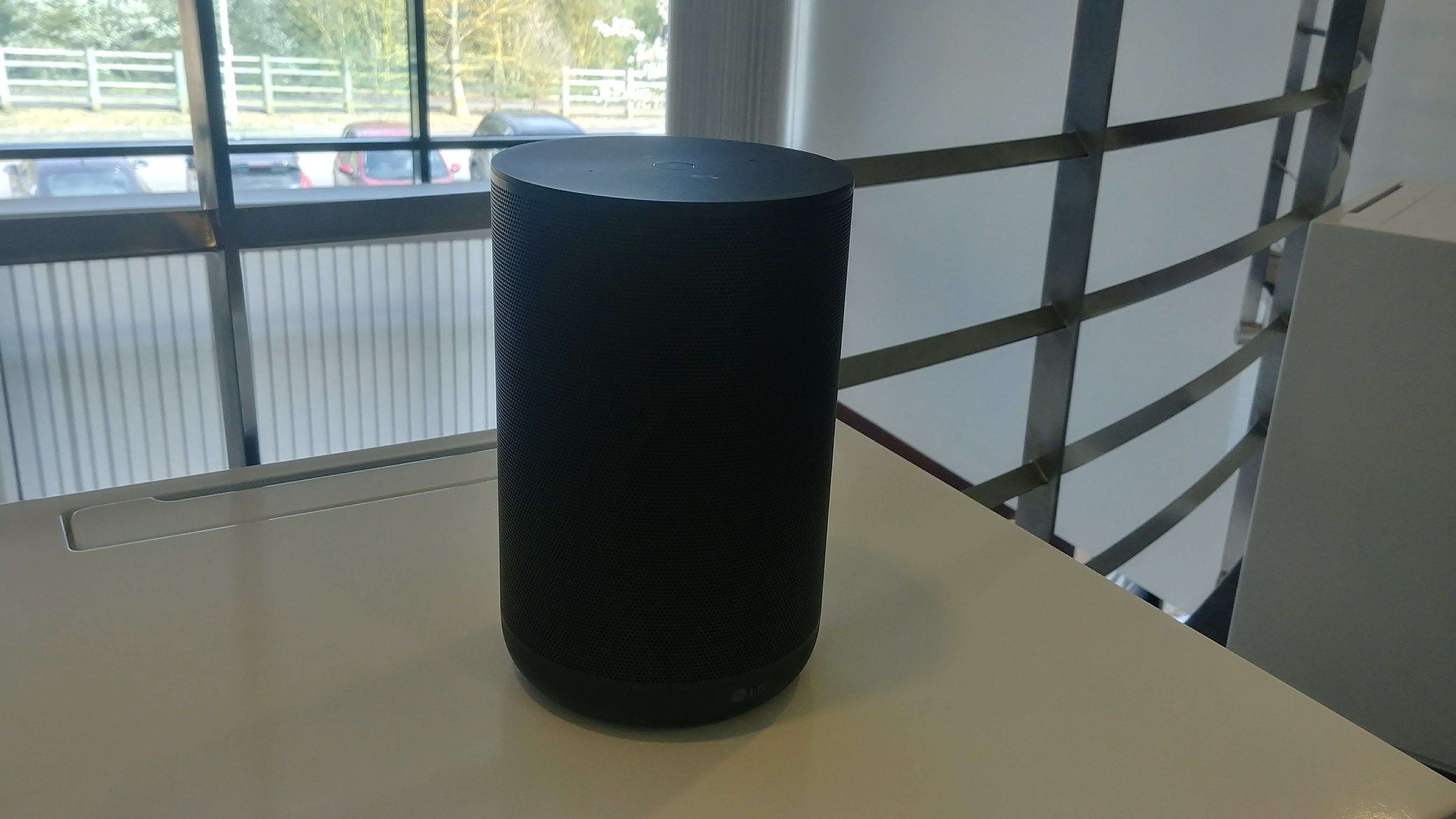 LG ThinQ WK7 smart speaker | Speakers and Tech