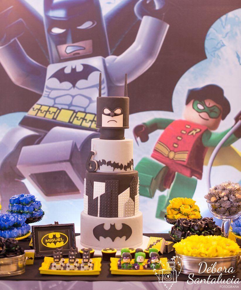 Fiestas infantiles de Batman decoracion de batman fiesta infantil