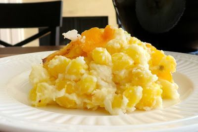Hominy Au Gratin is a nice recipe for bringing hominy to those who may resist both the mystery and the details. Much like Macaroni and Cheese this casserole speaks of comfort and satisfies big appetites on a budget #hominycasserole Hominy Au Gratin is a nice recipe for bringing hominy to those who may resist both the mystery and the details. Much like Macaroni and Cheese this casserole speaks of comfort and satisfies big appetites on a budget #hominycasserole