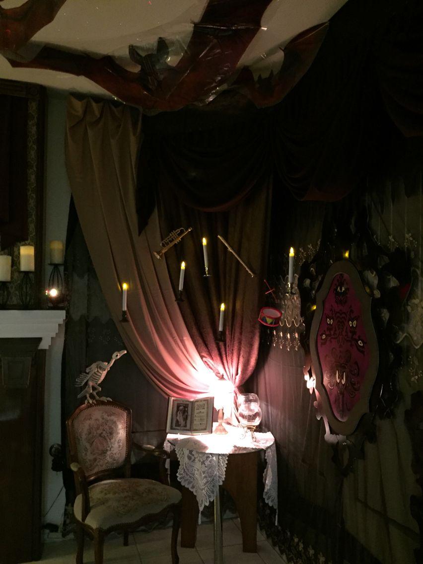 Haunted Mansion Madame Leota Halloween 2015 Props