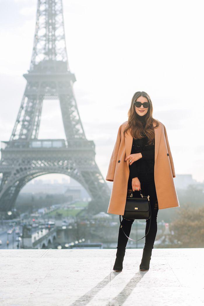 3600e5ede3d fashion blogger eiffel tower Paris Winter Fashion