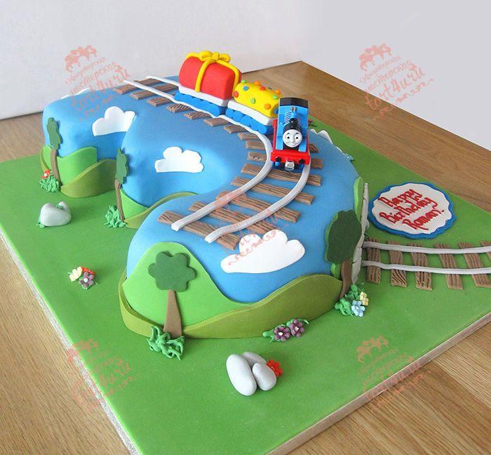Thomas The Tank Cake Asda Cake Recipe