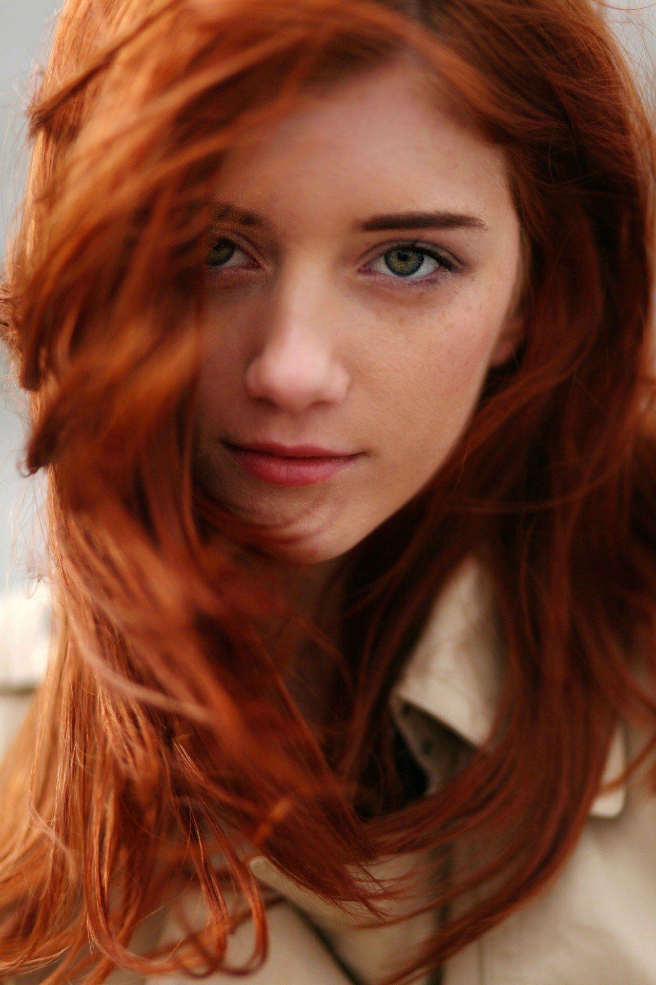 Épinglé sur Hot redheads