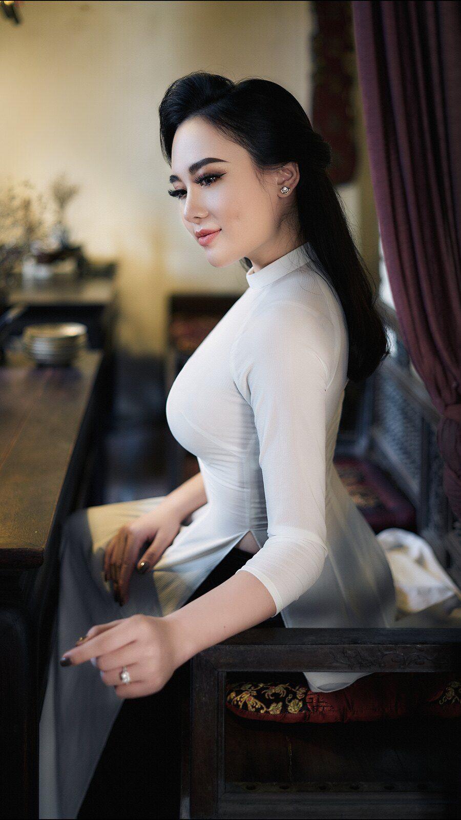 Vietnamese girls are hot