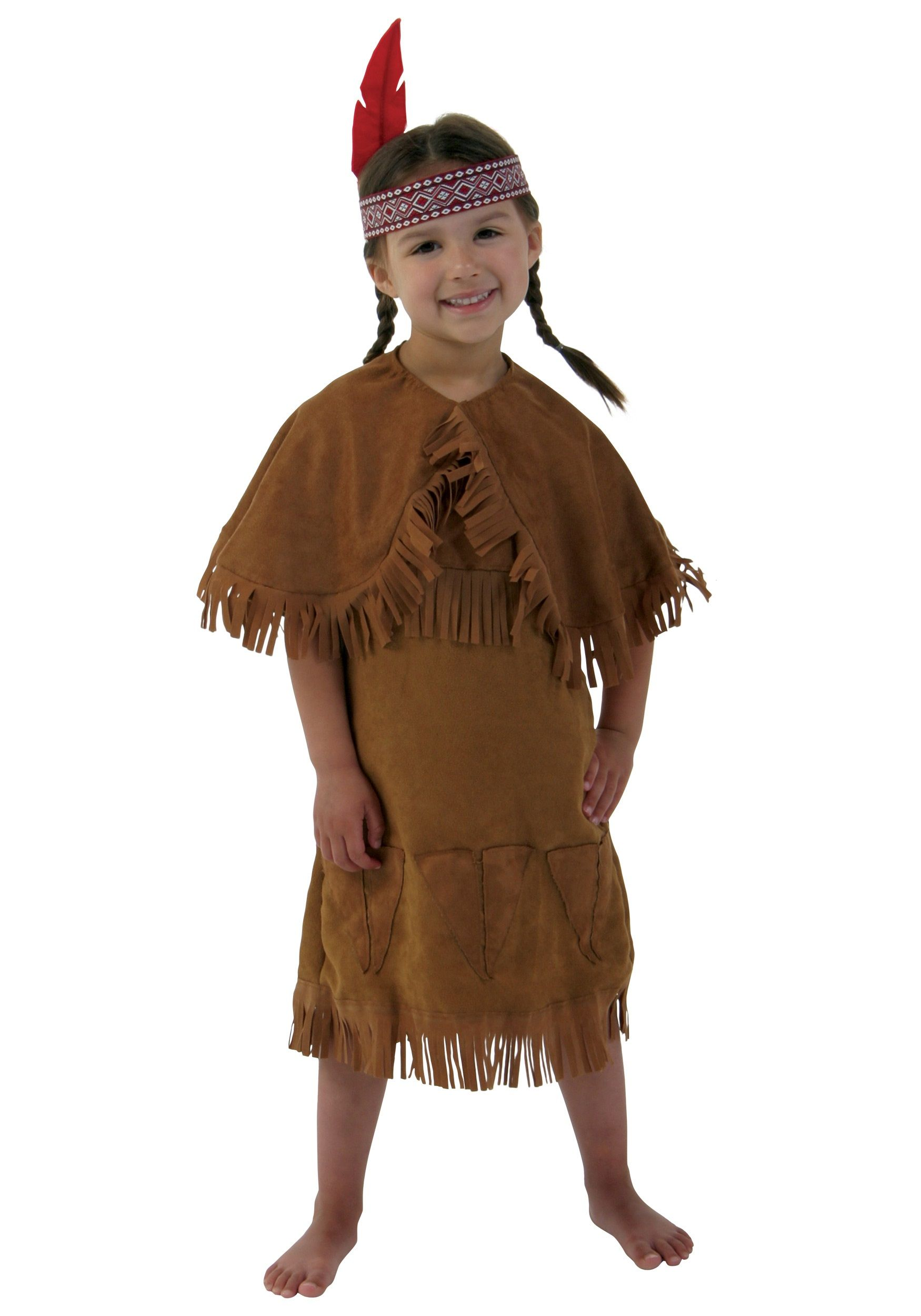 Pocahontas Halloween Costume | Indian Girl Costume Ideas | Native ...