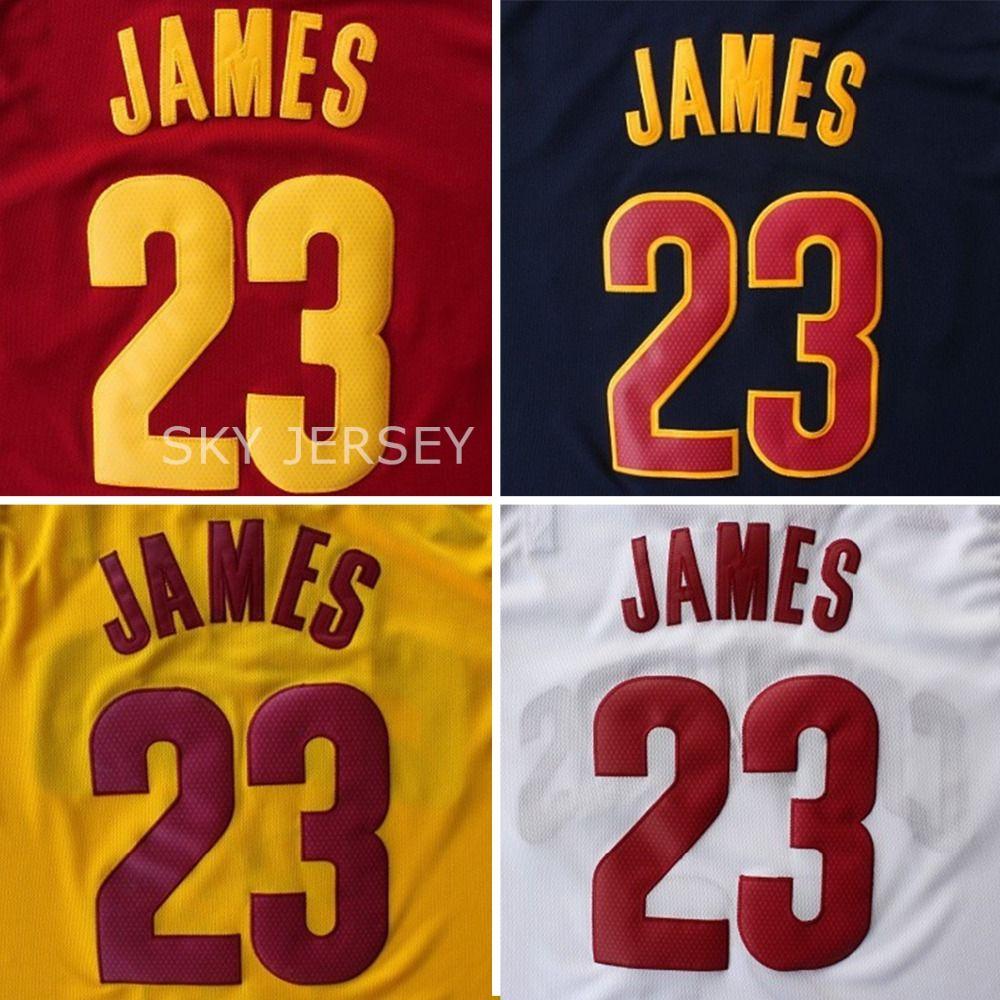 new concept 4770b ba0f2 Aliexpress.com : Buy Cleveland #23 LeBron James Basketball ...