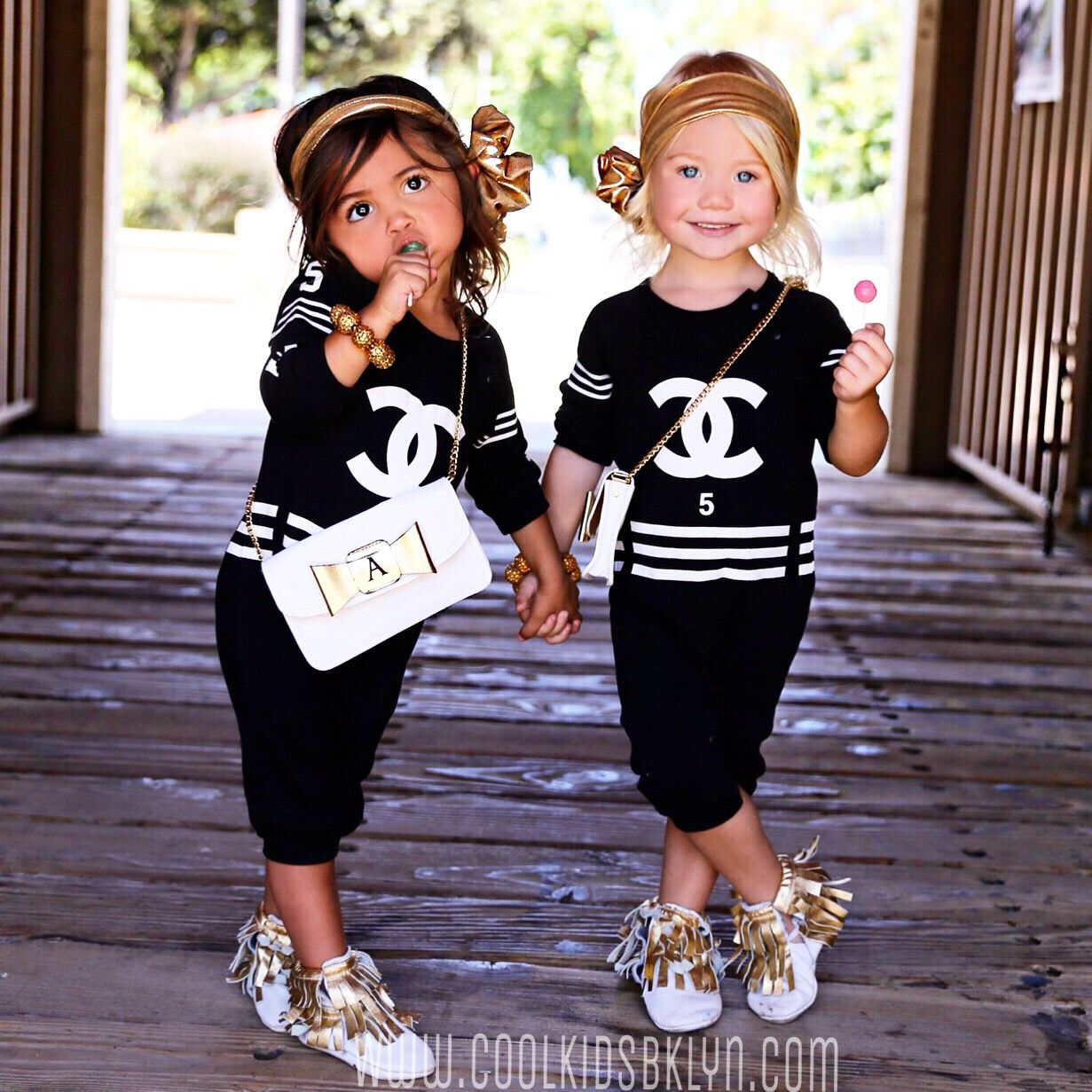 coco chanel kids clothes