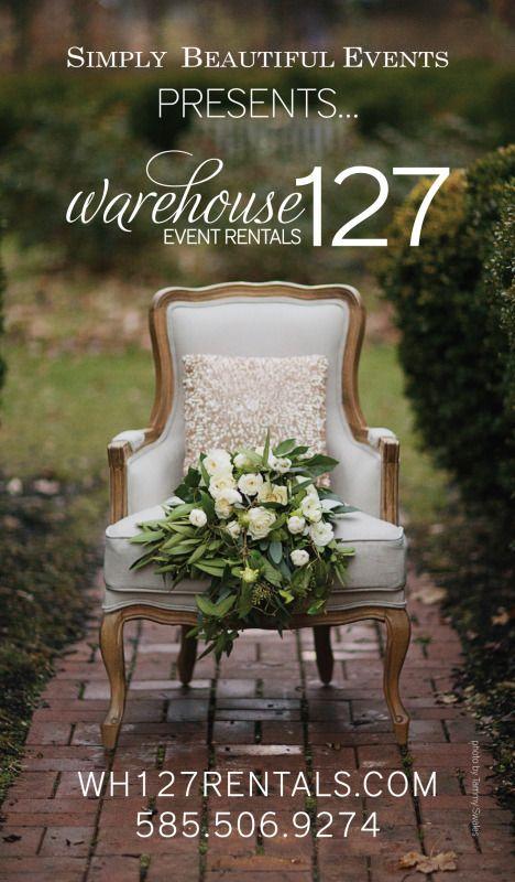 Rochester Wedding presents  Warehouse 127 in Rochester, New York