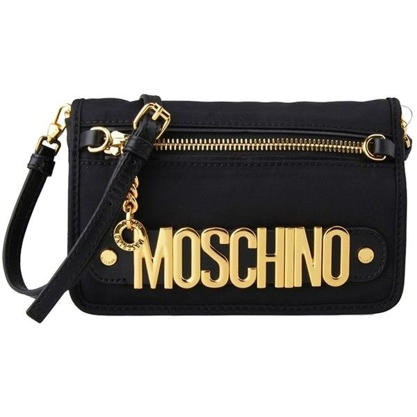 Moschino Pre-owned - Leather clutch bag clRqaQF