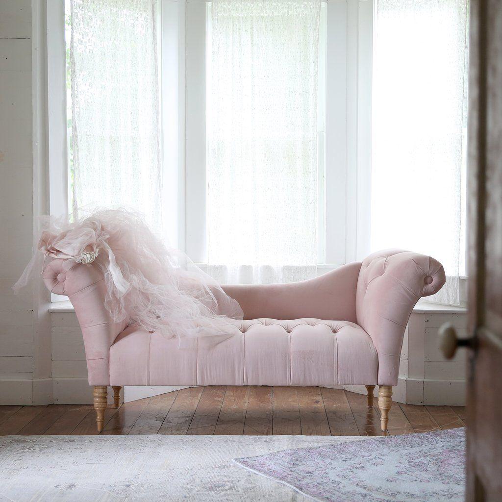 Savannah Tufted Chaise Lounge More