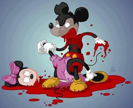 mouse minnie Mickey fucking