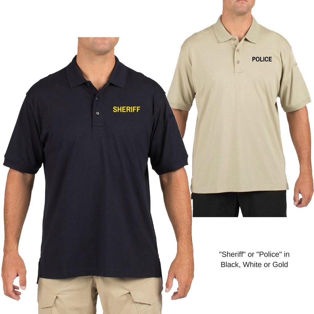 7dcd15473c30db 5.11 Tactical Jersey Short Sleeve Polo 71182 | Law Enforcement and ...