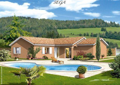 Maison plain pied \u2013 plan plain pied \u2013 maison plein pied Projects - Construire Sa Maison En Palette