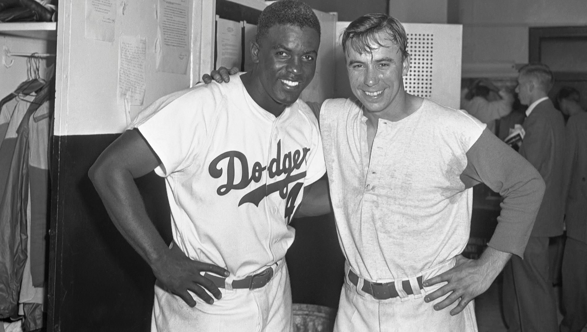 Article On Jackie Robinson And Pee Wee Reese Better Than
