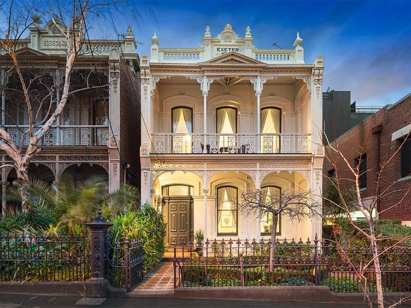Victorian Facade Ideas Realestate Com Au Victorian Style Homes Victorian Terrace Heritage House