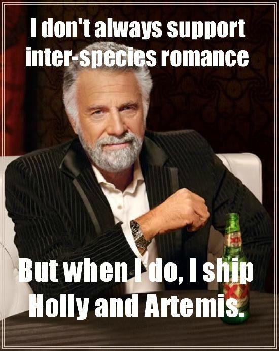 I Don't Always Support Inter-Species Romance.... by Kaptin-Kudzu on deviantART