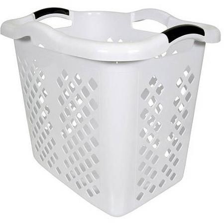 Home Logic 2 Bushel Lamper Large Laundry Basket Hamper Laundry