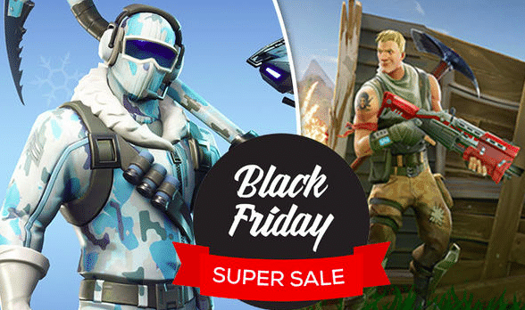 Fortnite Black Friday 2020 Grab Exciting Deals Offers In 2020 Black Friday Fortnite Black