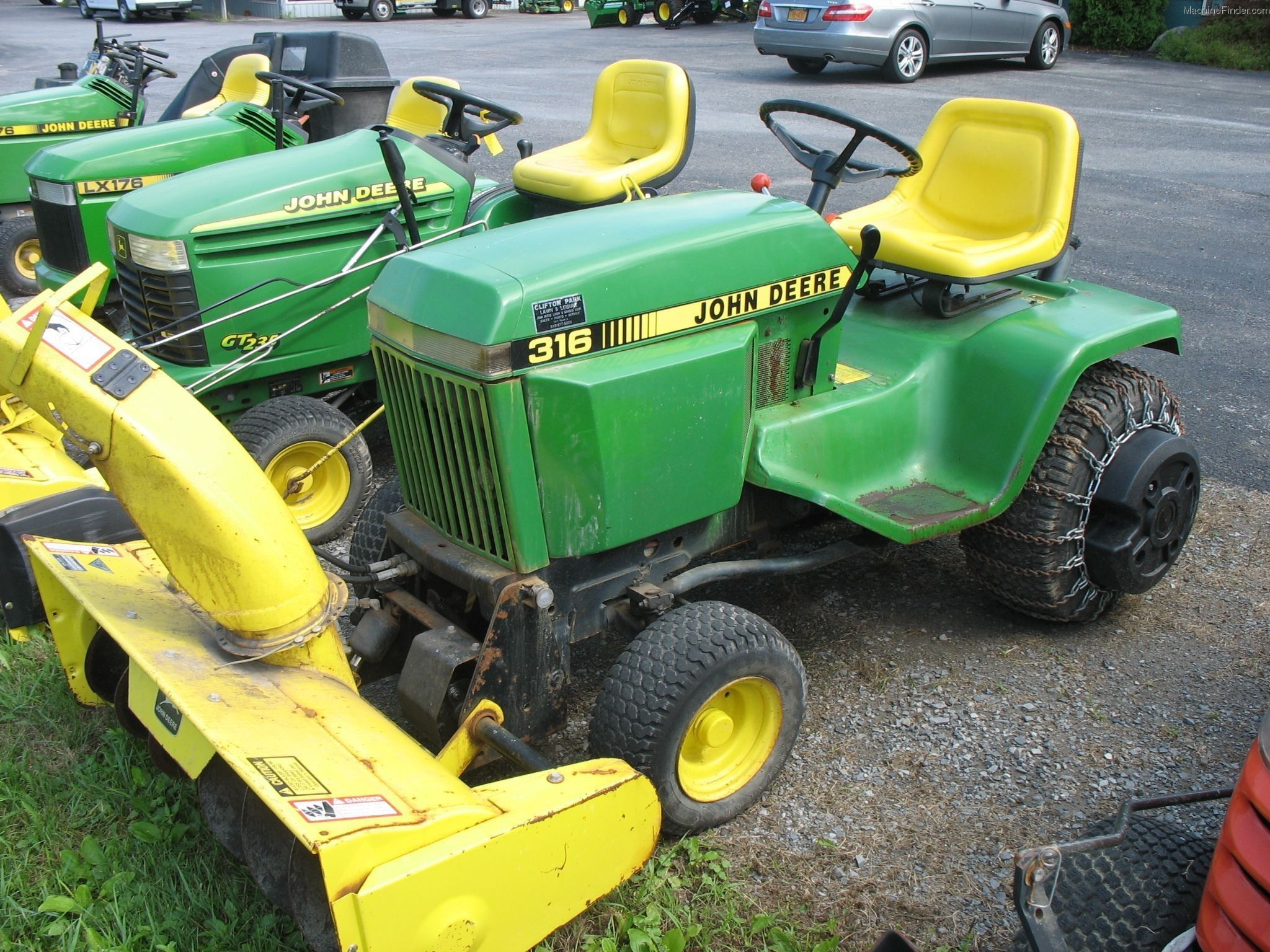 Pin On Lawn Garden Tractors Attachments