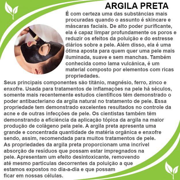 Argila Preta Herbal Blend A Argila Preta Herbal Blend Hidrata