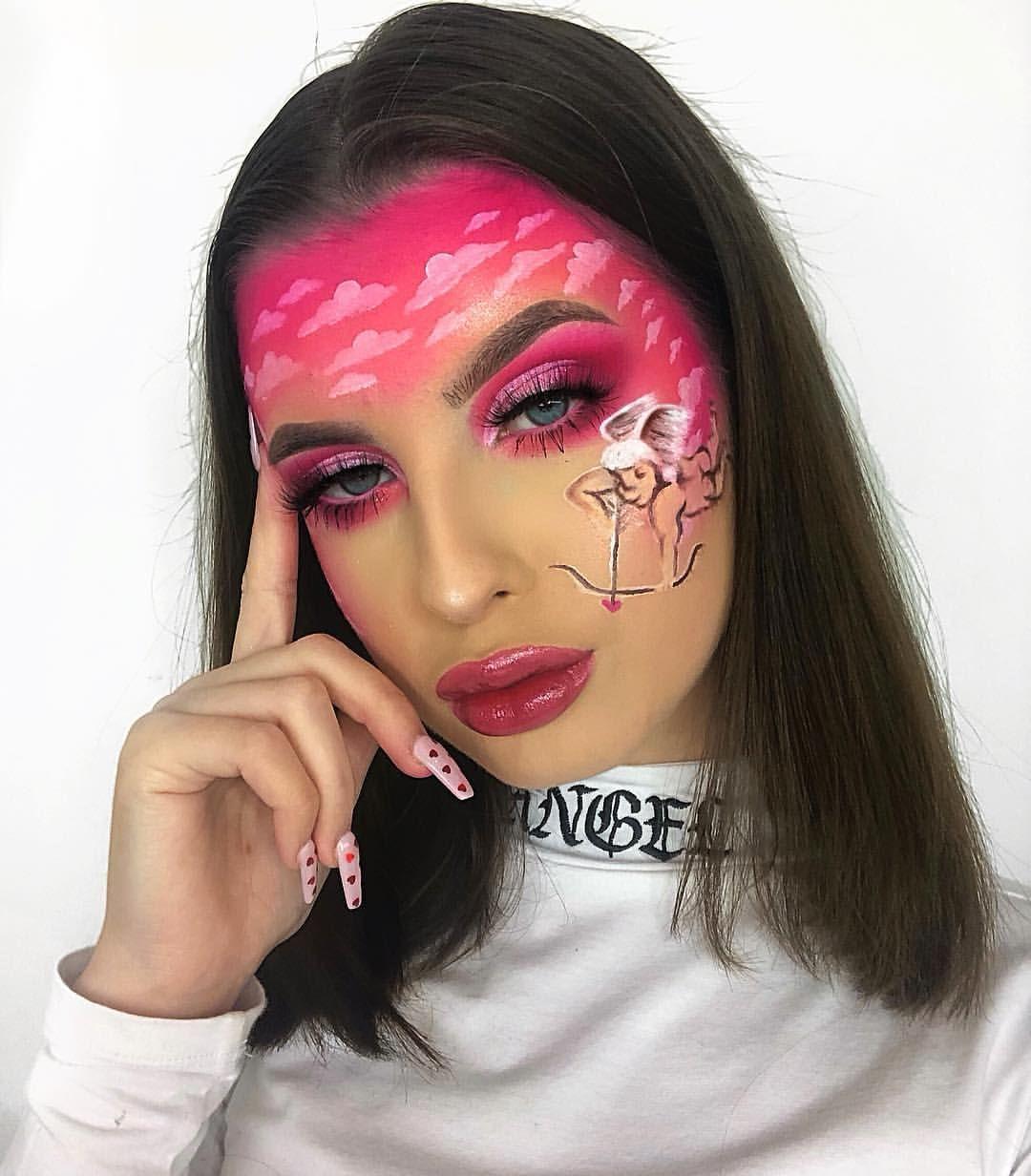 Pinterest Odiegracee Cute Halloween Makeup Creative Makeup Looks Makeup
