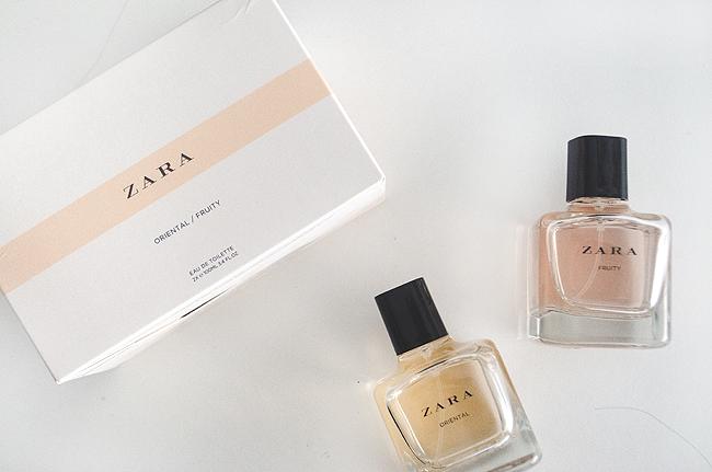 Haul de mi viaje a Chile Zara fragrance, Oriental
