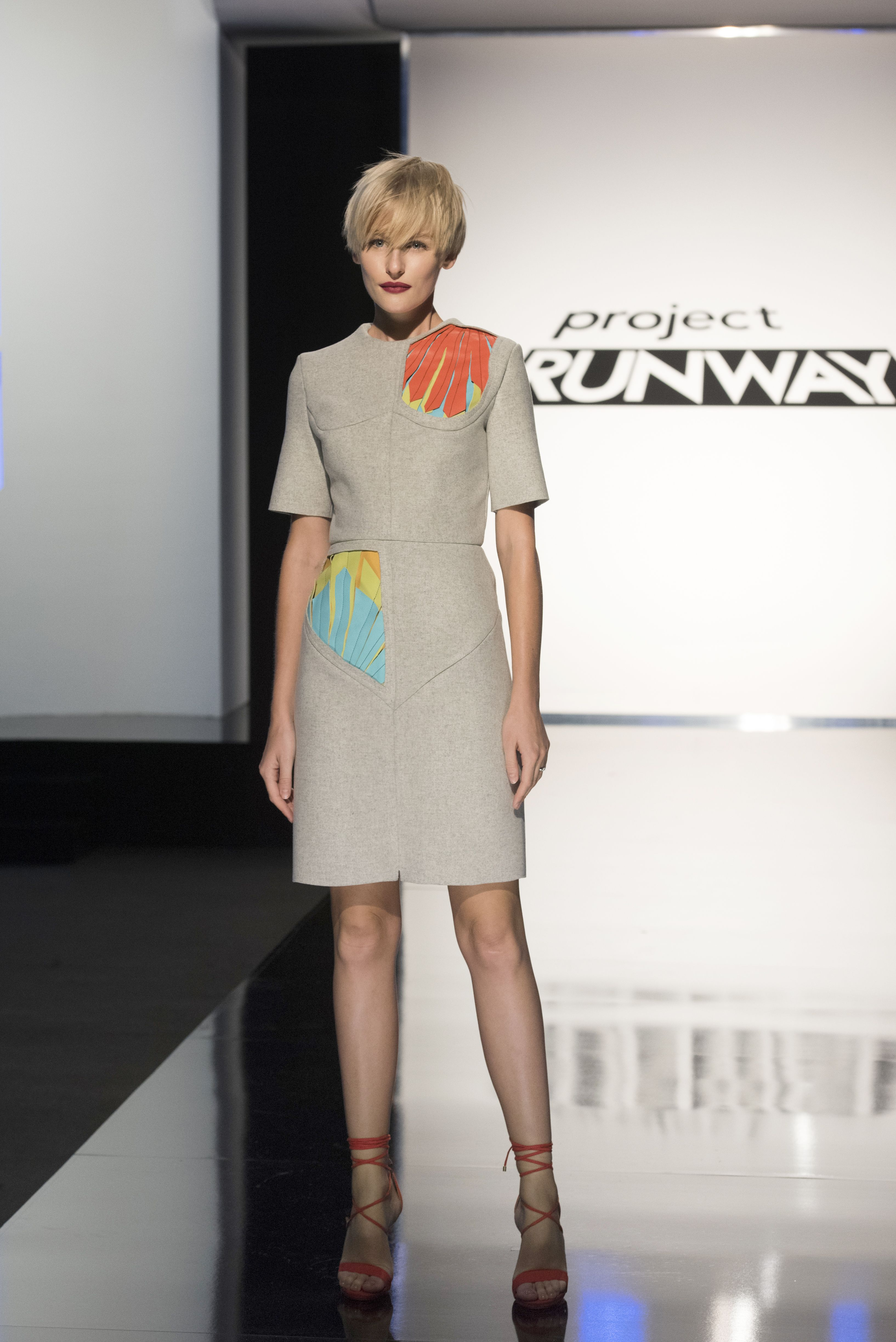 Project Runway Recap What Exactly Is A Nyc Power Woman Fashion Dresses Womens Dresses