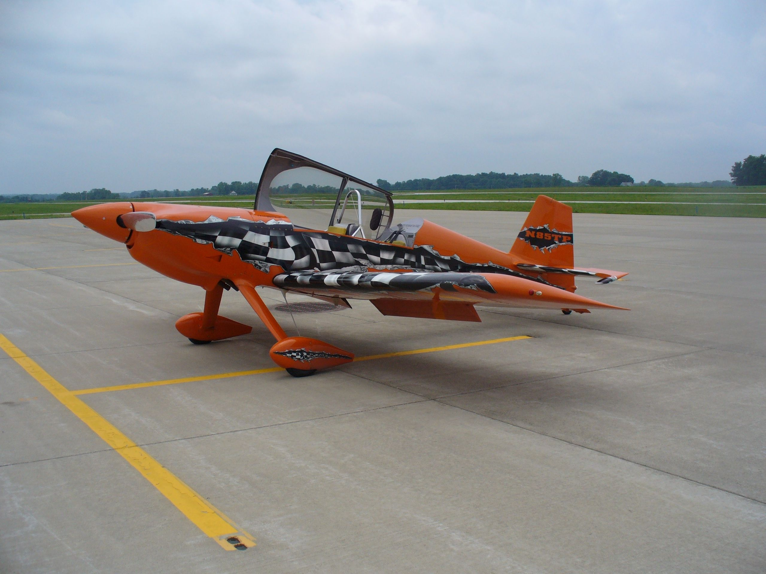 "Van's Aircraft RV-4 ""Harmon Rocket"""