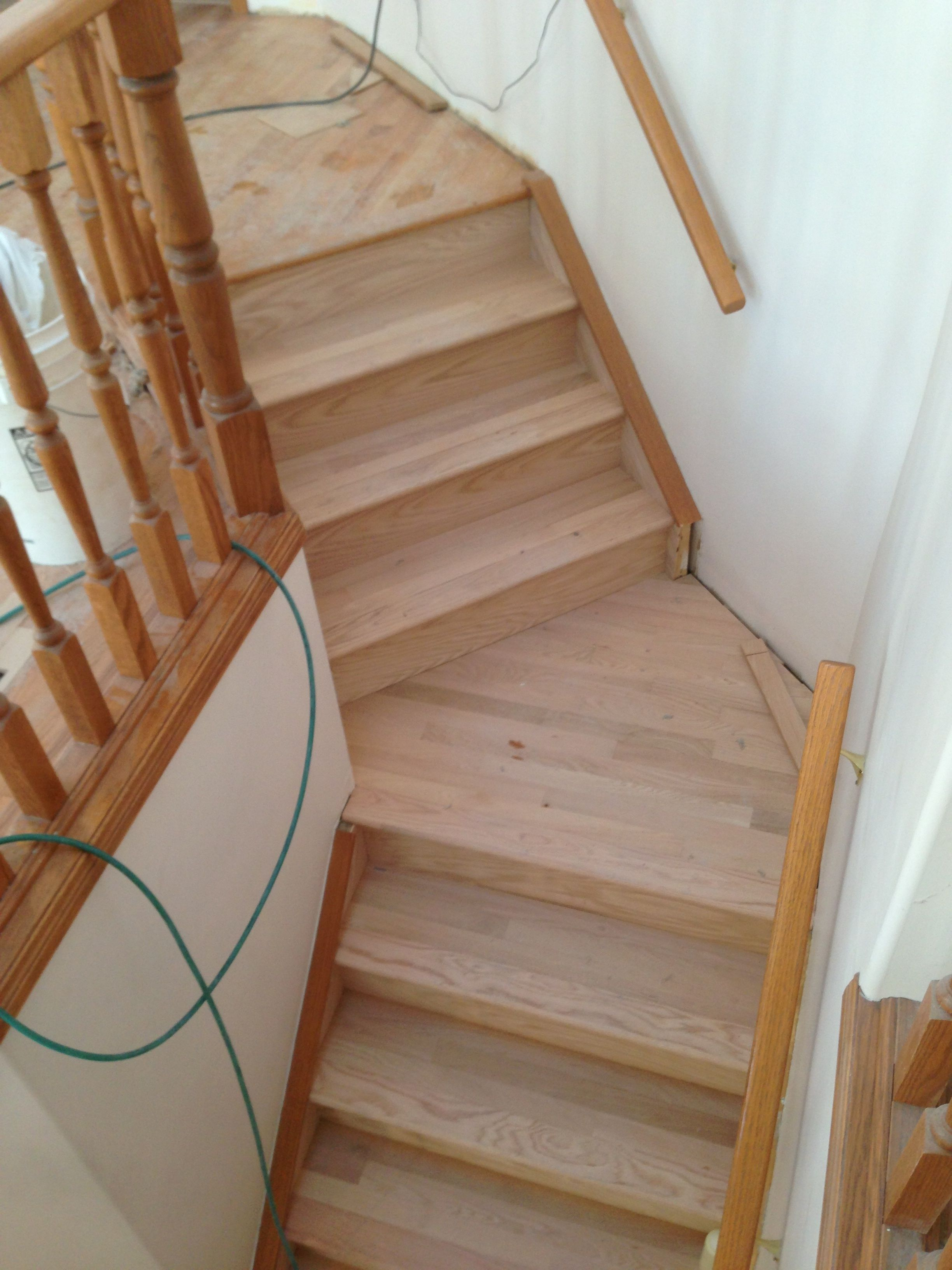 Staircase photo 2 by Wood floors