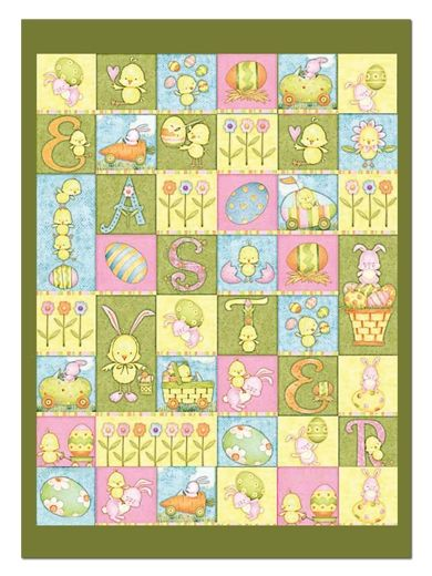 Easter quilt easter pinterest easter craft gifts and easter easter quilt easter craftscraft gifts negle Gallery